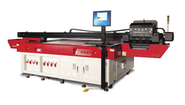 UV Flat-Bed Printer