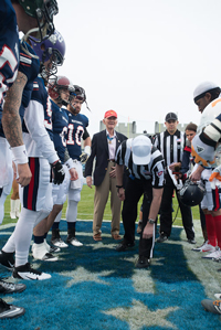 MOHBowl Coin Toss