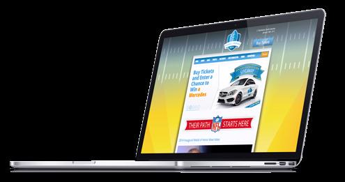 MOHBowl Custom Website